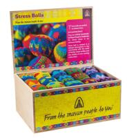Stress balls (pack of 30 in a display box)