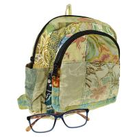 Patchwork backpack 30x30cm