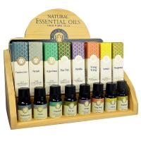 Essential oil x 24 in display unit with testers