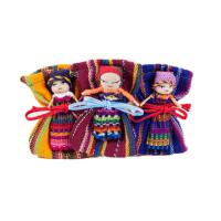 Worry doll 6.5cm in bag x 100