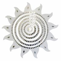 Mirror mobile sun white 36cm