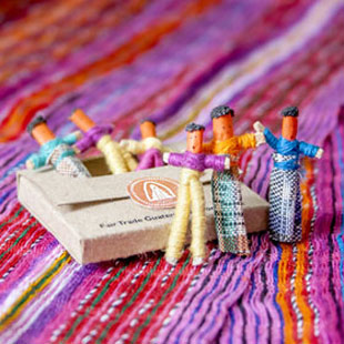 Worry Dolls & other Guatemalan Products