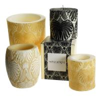 Candle starter pack 27 x  lotus flower