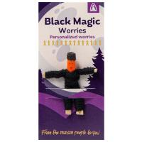 Worry doll, black magic worries