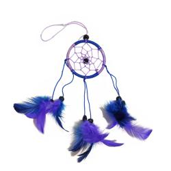 Dreamcatcher purples 6cm