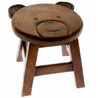 Child's Bear Stool