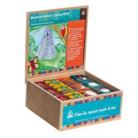 Matchbox worry doll kit 4 asst (pack of 48 in a display box)