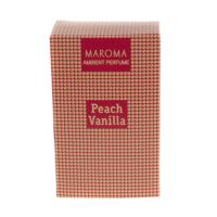 Diffuser and potpourri perfume 10ml peach vanilla