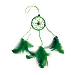 Dreamcatcher greens 6cm