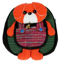 Rucksack dog, asstd colours