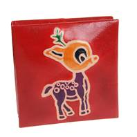 Coin purse, baby deer