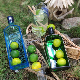 Recycled Glass Homeware