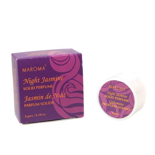 Solid perfume 8g, Night Jasmine