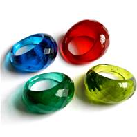Ring, multicoloured assorted