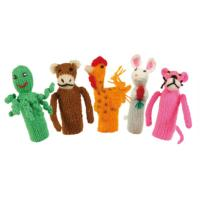 Finger puppet pack of 50 assorted