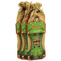 Incense and holder in jute bag Masala (set 12)