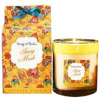 Candle little pleasures ivory musk