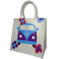 Jute shopping bag, campervan