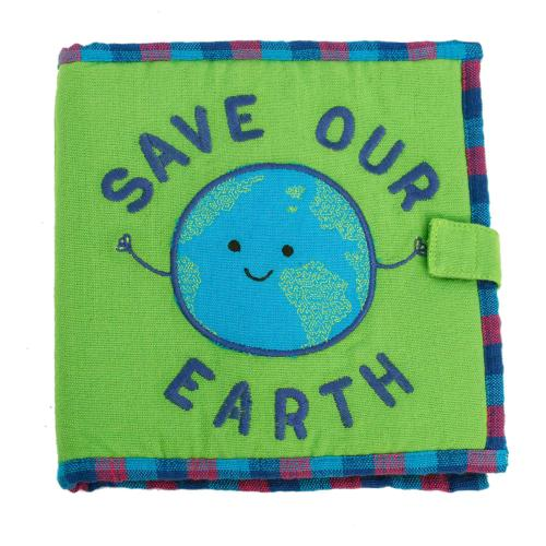 Cloth playbook, save our earth