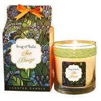 Candle little pleasures sea breeze