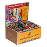 Worry doll 6.5cm in bag (pack of 100 in a display box)