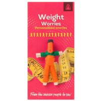 Worry doll, weight worries