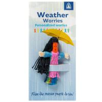 Worry doll, weather worries