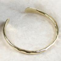Bangle gold coloured