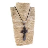 Pendant bone celtic cross
