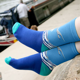 Eco-friendly Bamboo Socks & Homeware