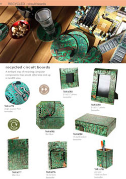 Lastest catalogue - recycled