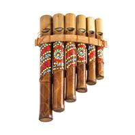 Pan pipes, 6 tubes