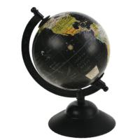 Globe on stand, 21cm height