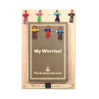 My worries notebook x 24