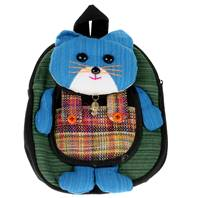 Rucksack cat, asstd colours