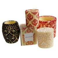 Candle starter pack 27 x Pineapple Damask