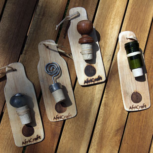 Glasses & Bottle Stoppers